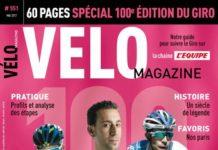 Velo Mag spécial centième giro 2017 Nibali Quintana Pinot