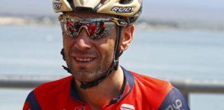 Vincenzo Nibali plein d'objectifs en 2018