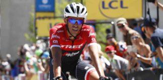 Vuelta 2017 - Alberto Contador (Trek-Segafredo) compte bien surfer sur sa bonne condition et entend lutter pour gagner une étape et se faire