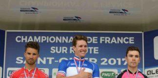 Championnat de France de Cyclisme 2017 remporté par Arnaud Démare