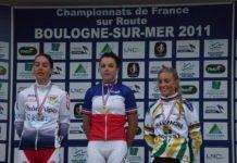 Championnat de France cycliste 2017 : Audrey Cordon-Ragot a de nouveau remporté l'épreuve du contre la montre chez les femmes, et