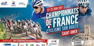Les championnats de France de cyclisme sur route, programmés à Saint-Omer du 22 au 25 juin 2017, accumulent les forfaits : Barguil, Rolland