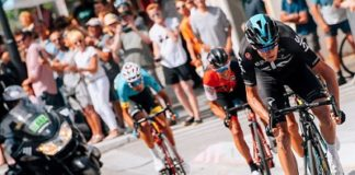 Chris Froome dauphin de Richie Porte sur le Critérium du Dauphiné 2017