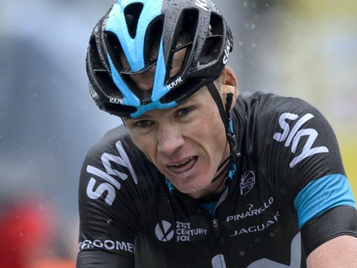 Tour de France 2017 : Giuseppe Martinelli, le directeur sportif d'Astana, estime que Chris Froome, malgré son critérium du Dauphiné en