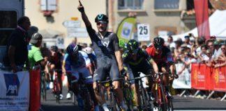Elia Viviani (SKY) remporte la 2ème étape de la Route du Sud 2017