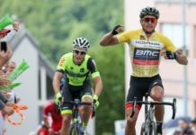 Tour de Luxembourg 2017 a été remporté par Greg Van Avermaet