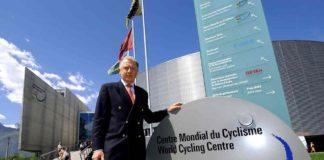 Hein Verbruggen, ancien président de l'UCI est décédé