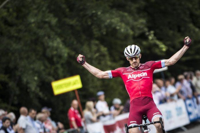 José Goncalves (Katusha-Alpecin) remporte la 4ème étape du Ster ZLM Toer 2017