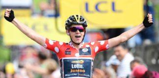 Koen Bouwman vainqueur de la 3e étape du Critérium du Dauphiné 2017