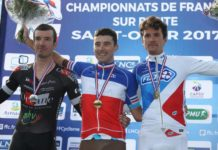 Pierre Latour champion de France du chrono 2017