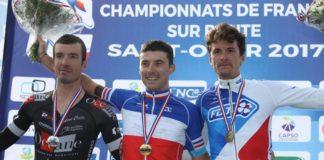 Pierre Latour champion de France du chrono 2017