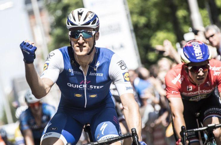 Marcel Kittel (Quick-Step Floors) remporte la 5-me étape du Ster ZLM Toer 2017