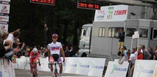 Mathieu Van der Poel prend la tête des Boucles de la Mayenne 2017