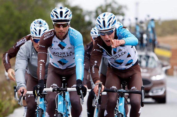 Mikaël Chérel (AG2R) déclare forfait — Tour de France