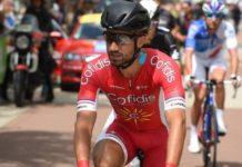 Nacer Bouhanni - Cofidis - n'ira pas au terme de ce Critérium du Dauphiné 2017.