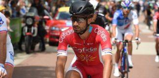 Nacer Bouhanni inscrit sur le Tour de Catalogne