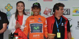 Nairo Quintana renonce à participer à la Route du Sud 2017