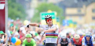 Peter Sagan (Bora-Hansgrohe) remporte la 5ème étape du Tour de Suisse