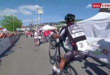 Peter Sagan s'est imposé au sprint sur l'étape du Tour de Suisse 2017