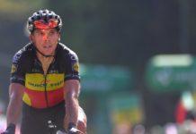 Philippe Gilbert, un des favoris lors des championnats de belgique de cyclisme 2017
