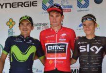 La Route du Sud 2017 est remportée par Silvan Dillier (BMC)