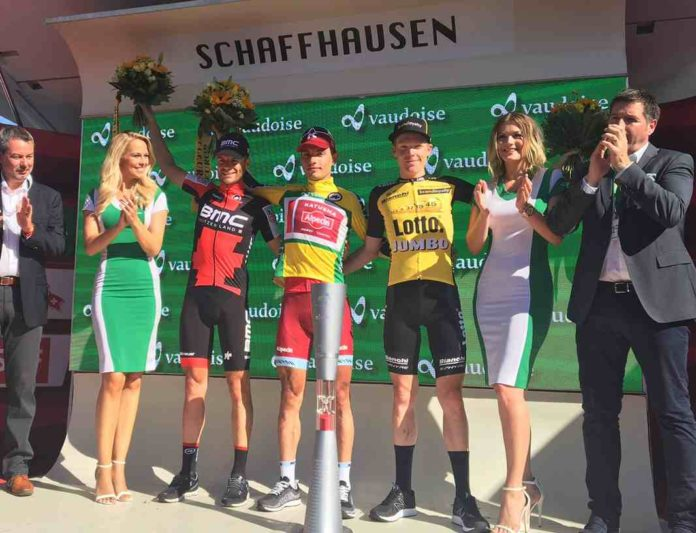 Le Tour de Suisse 2017 est remporté par Simon Spilak