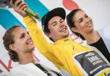 Ster ZLM Toer 2017 : Primoz Roglic (LottoNL-Jumbo) remporte le chrono
