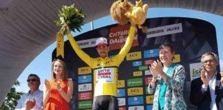 Thomas de Gendt quitte le Critérium du Dauphiné 2017