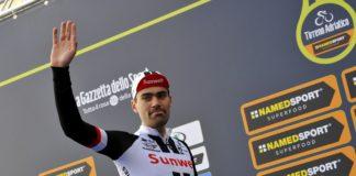 Tom Dumoulin (Sunweb) a décidé d'abandonner le Tour de Suisse 2017. Très fatigué, le récent vainqueur du Tour d'Italie préfère