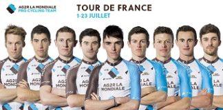 Tour de France 2017, AG2R unie autour de Romain Bardet