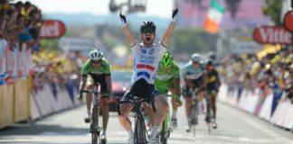 Tour de France 2017 : Mark Cavendish sera bien à la tête de Dimension Data. Il sera entouré de Stephen Cummings, Bernhard Eisel,