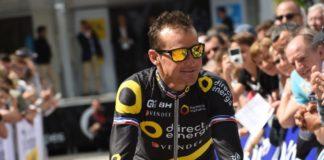 Tour de France 2017 : Direct Energie a dévoilé son 9 pour la Grand Boucle. Thomas Voeckler et Sylvain Chavanel en seront, Bryan Coquard en