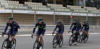 Movistar Team sixième équipe mondiale en 2017
