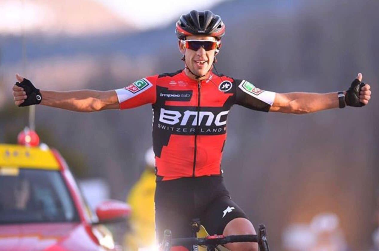 Tour de france 2017 porte froome est bel et bien le for Richie porte and bmc