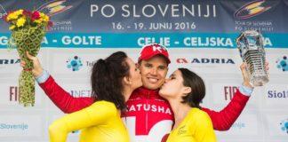 Présentation du Tour de Slovénie 2017 (équipes, parcours, profils, startlist) : de catégorie 2.1 de l'UCI Europe Tour, cette course se