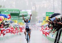 Les participants au Tour de Suisse 2017 qui étaient également sur le Tour d'Italie du Centenaire affichent une forme insolente. Pozzovivo,