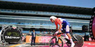 Giro 2018 liste départ horaire