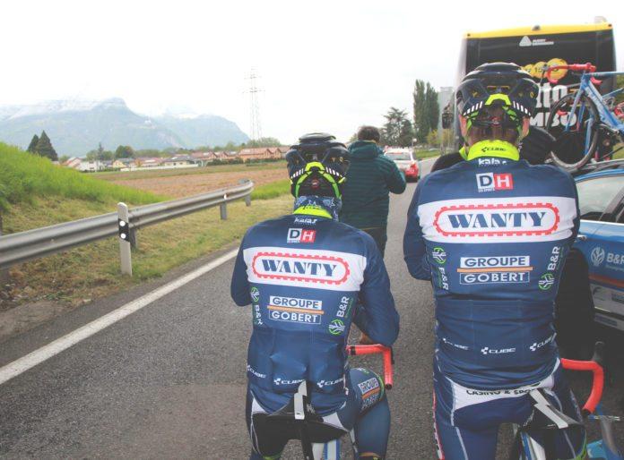 Tour de France : l'équipe Wanty-Groupe Gobert dévoile sept noms dont Yoann Offredo et Guillaume Martin