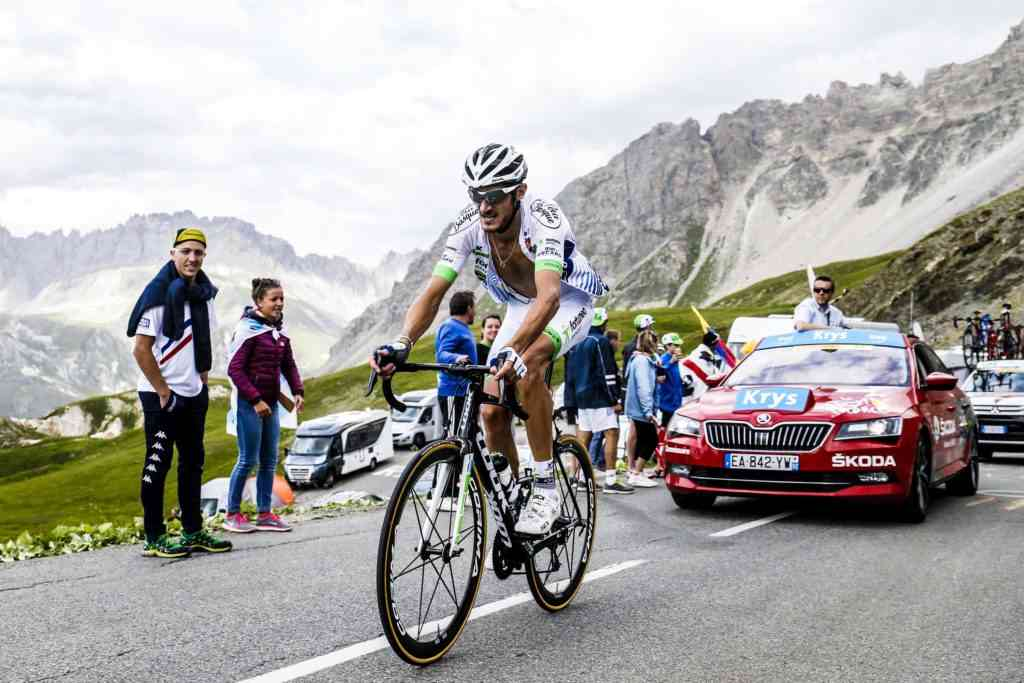 Le bon Tour de France 2017 de Brice Feillu (Fortuneo - Oscaro)