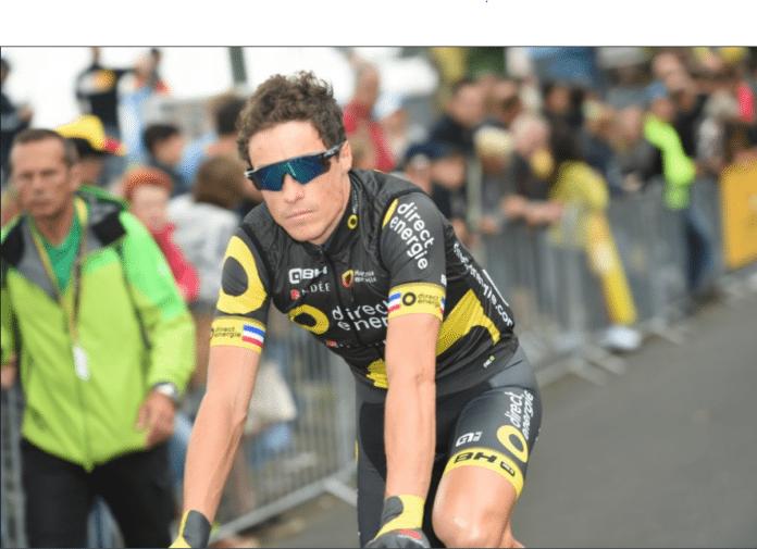 Chavanel offensif sur le Tour de France 2017