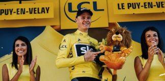 Chris Froome reste leader du Tour de France 2017