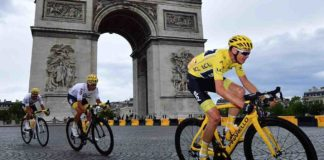 Christopher Froome remporte le Tour de France 2017