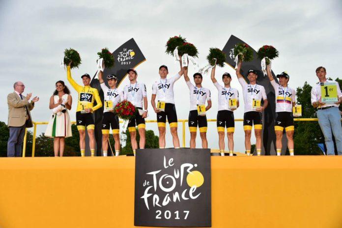 Le Tour de France 2017 terminé, les équipes engagées ont empoché un pécule, plus ou moins conséquent selon leurs performances. Les gains