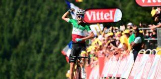 Tour de France 2019 avec la Planche des Belles Filles