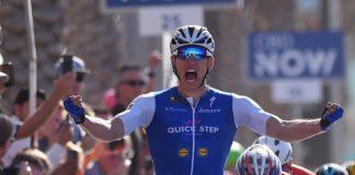 Marcel Kittel (QuickStep Floors) remporte la seconde étape du Tour de France 2017