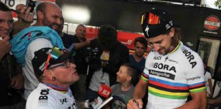 Peter Sagan sera au départ du BinckBank Tour 2017