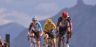 Darwin Atapuma (UAE Team Emirates) démarre au Tour de San Juan