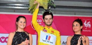 Benjamin Thomas leader du Tour de Wallonie 2017
