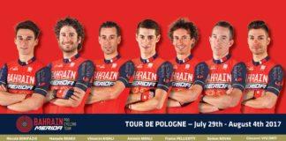 Vincenzo Nibali (Bahrain-Merida) prépare la Vuelta en disputant le Tour de Pologne