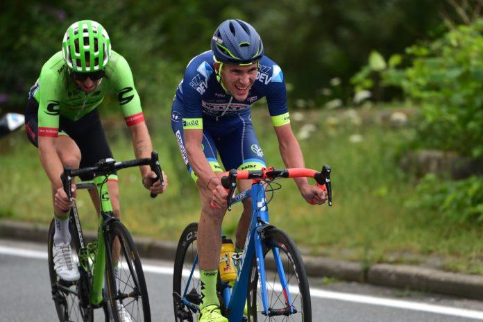 Yoann Offredo (Wanty-Groupe Gobert) au Ronde